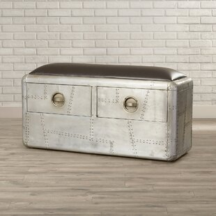 Trent Austin Design Mellie Upholstered Storage Bench