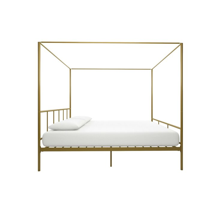 ba7b72803eb4 Novogratz Marion Canopy Bed & Reviews | Wayfair.ca