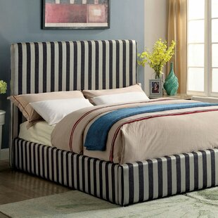 Ison Upholstered Platform Bed by Red Barrel Studio Savings