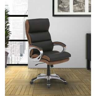 Chad Executive Chair by Latitude Run Reviews
