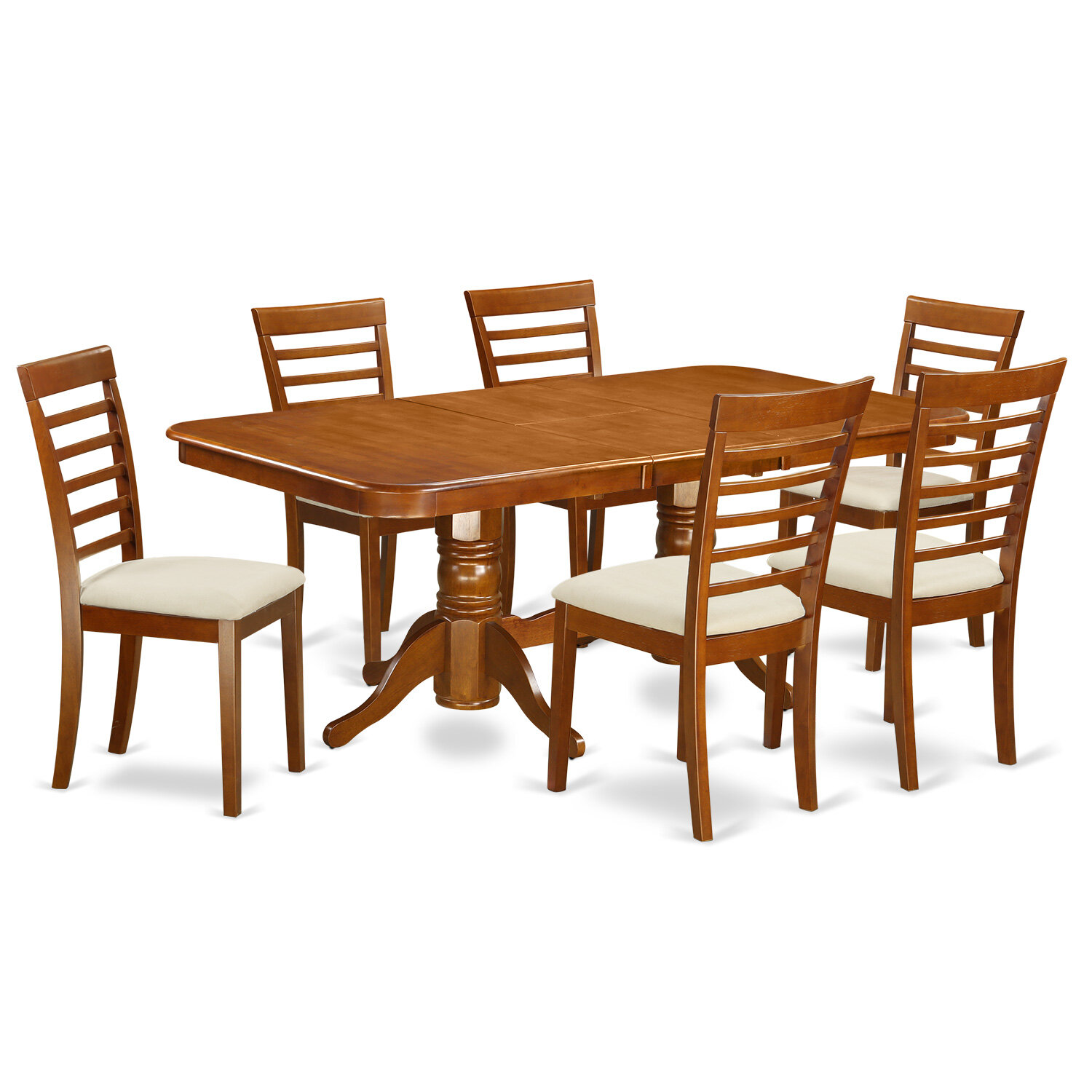 August Grove Pillsbury Modern 7 Piece Dining Set Reviews Wayfair