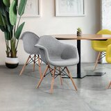 Mcshane Velvet Arm Chair (Set of 2) by Corrigan Studio®