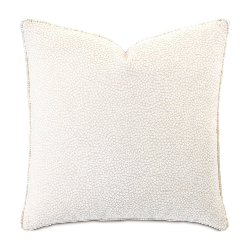 Eastern Accents Barclay Butera Palisades Textured Square Pillow Cover And Insert Wayfair