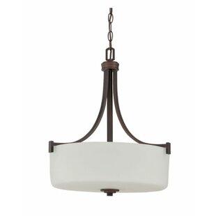 Winston Porter Woolverton 1-Light Pendant