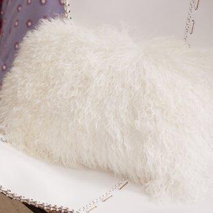 Revilla Fur Lumbar Pillow