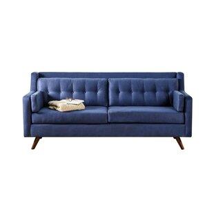 Shop Gerth Linen Comfy Sofa by Everly Quinn