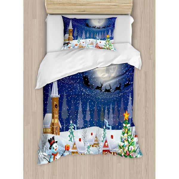 3e6add729c3 Snowman Bedding