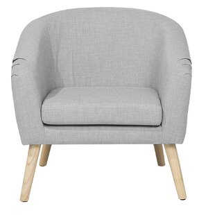 Gravesend Fabric Tub Chair By 17 Stories