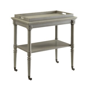 Poulan Tray Bar Cart