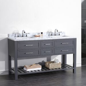 Meubles lavabos 60 po Marque Ove Decors Kokols