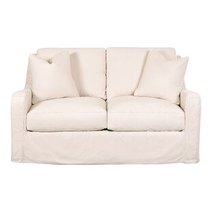 Maggie Loveseat by Wayfair Custom Upholst..