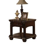 Stackhouse End Table with Storage by Astoria Grand