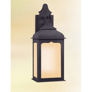 Affordable Theodore 2-Light Colonial Iron Outdoor Wall Lantern By Darby Home Co
