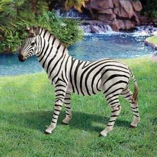 Zebra Statue Wayfair Ca