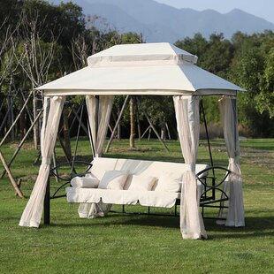 Lorie Swing Seat With Stand By Sol 72 Outdoor