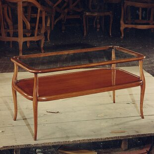 Annibale Colombo Display Coffee Table