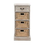 Daleville 1 Drawer Accent Chest by Gracie Oaks