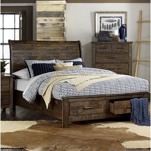 Foundry Select Amey Queen Storage Platform Bed