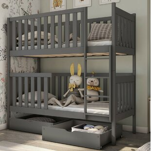 Cranleigh Single (3') Bunk Bed With Drawers By Isabelle & Max