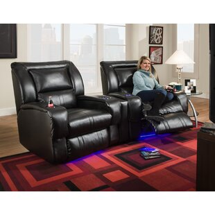 Roxie Home Theater Configurable Seating by Southern Motion