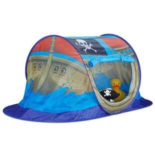 Cherie Pop-Up Play Tent By Zoomie Kids