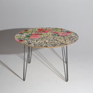 Marta Barragan Camarasa Flowered Nature Dining Table East Urban Home