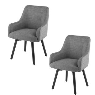 Farish Swivel Armchair (Set of 2)