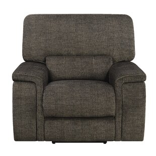 Amalfi Adjustable Headrest Power Wall Hugger Recliner
