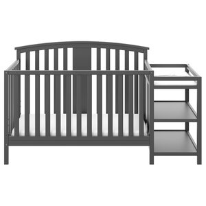 Greyson 3-in-1 Convertible Crib and Changer Combo