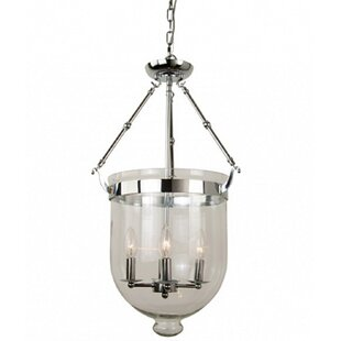 Breakwater Bay Larios 4-Light Urn Pendant