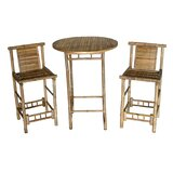 Wedgewood 3 Piece Bistro Set