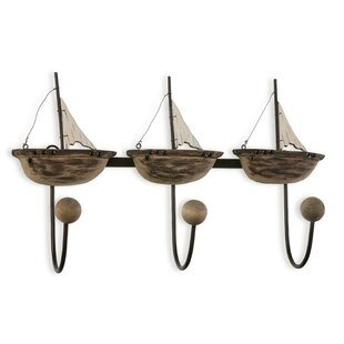 Liam Wall Hook By Longshore Tides