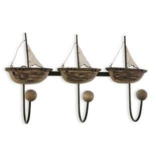 Longshore Tides Coat Hooks