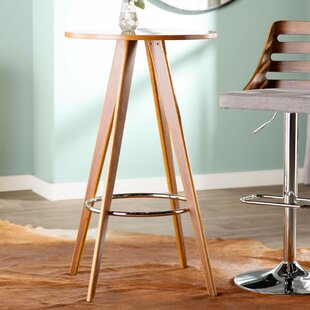 Peck Standing Pub Table Wrought Studio