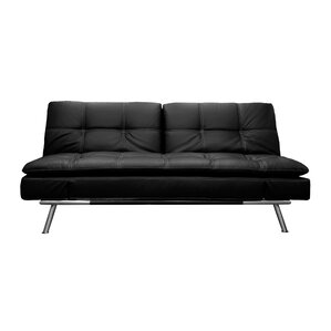 Wyatts Lounger Convertible Sofa by Wade Logan