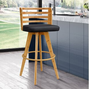 Westover 38 Swivel Bar Stool Brayden Studio