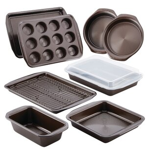 10 Piece Non-Stick Bakeware Set