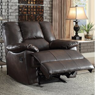Talamantes Manual Glider Recliner