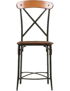 Mchaney 23.8 Bar Stool (Set of 2)