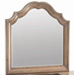 August Grove Antonie Accent Mirror
