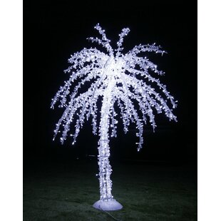 Acrylic LED 864 Light Tree By The Holiday Aisle