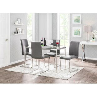 Gary Dining Table by Wade Logan Read Reviews