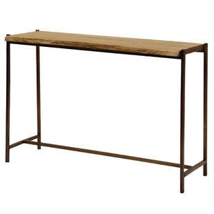 Dule Live Edge Console Table