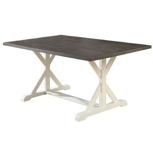 Sheron Dining Table by Gracie Oaks