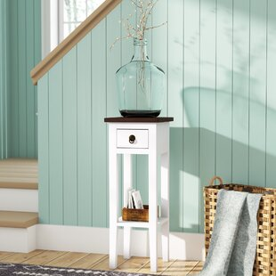Moralez End Table by August Grove