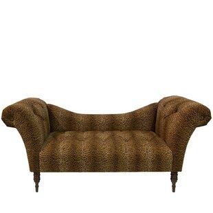 Rosdorf Park Sullivan Tufted Chaise Lounge