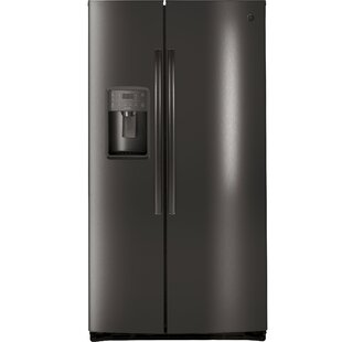 25 cu. ft. Energy Star® Side-by-Side Refrigerator