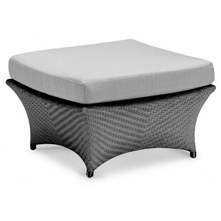 Zen Foot Stool with Cushion by 100 Essentials