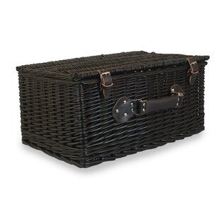 Willow Picnic Basket By Brambly Cottage