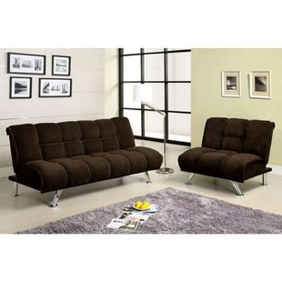 Ranney Convertible Sofa by Lat..